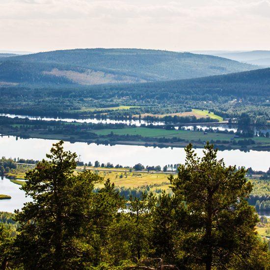 Övertorneå. Photo: Linnéa Isaksson