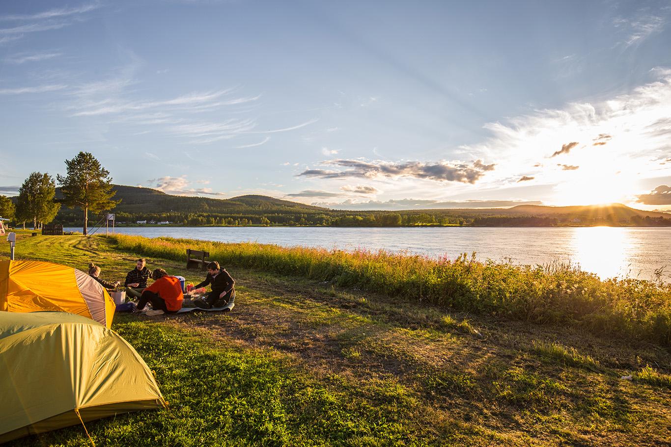Bränna Camping. Photo: Linnéa Isaksson