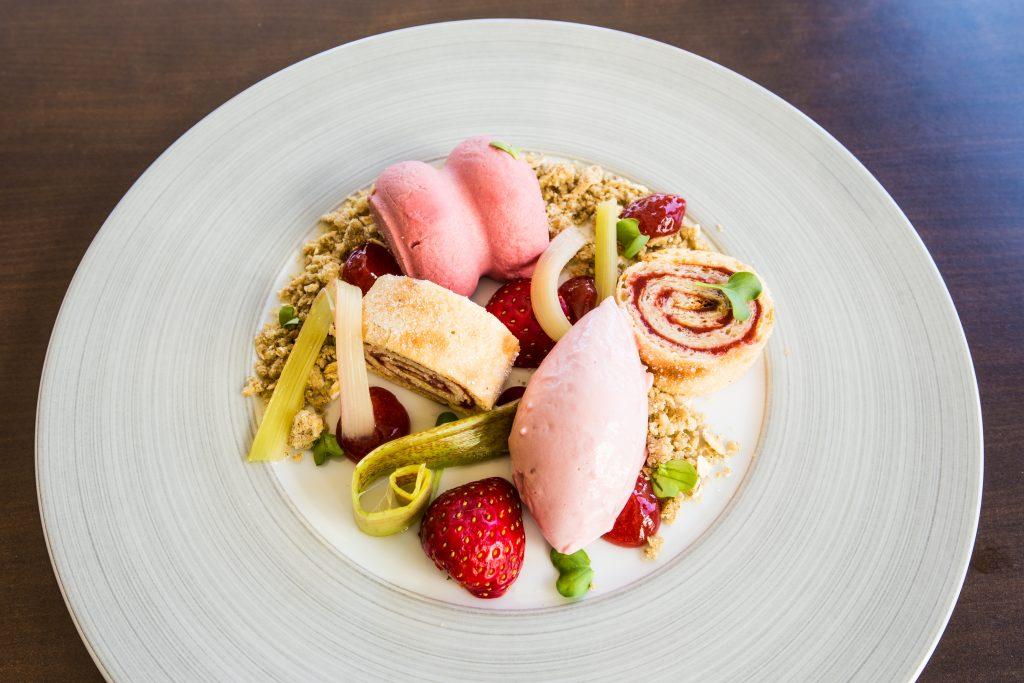 Dessert. Photo: Linnéa Isaksson