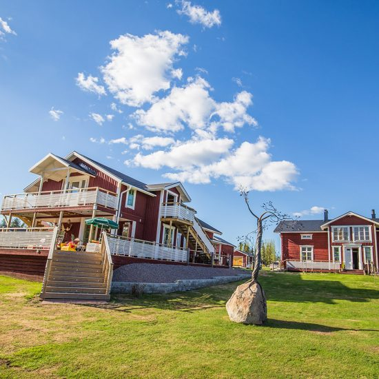 Lapland_Guesthouse- Photo: Linnéa Isaksson