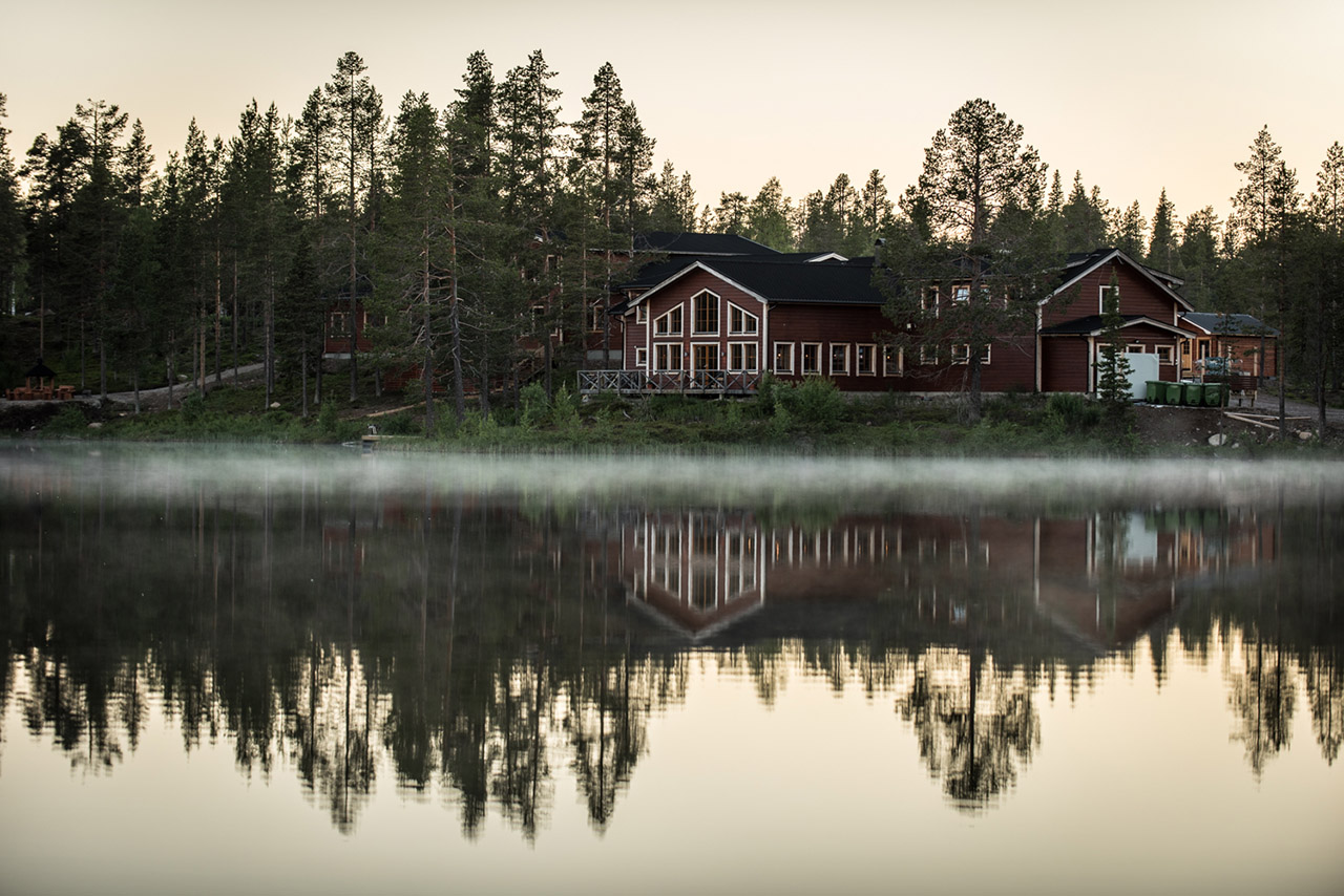Pinetree_lodge. Photo: Frederik Lorentzen