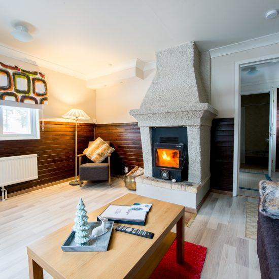 Cabin, Svanstein Lodge
