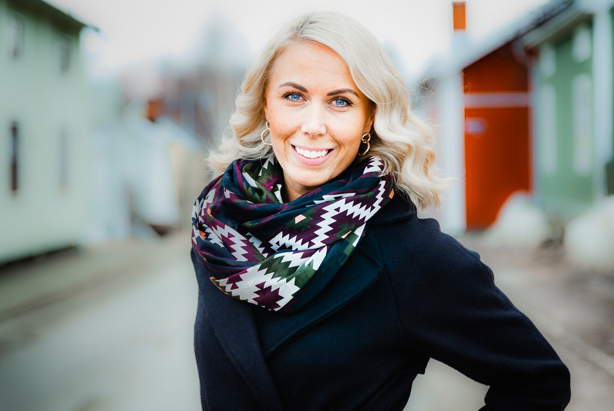 Anneli Olovsson Foto: Mikael Sundkvist
